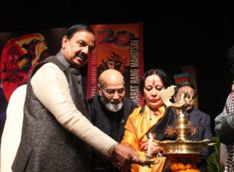20th Bharat Rang Mahotsav Unveiled at NSD with an Enthralling Musical