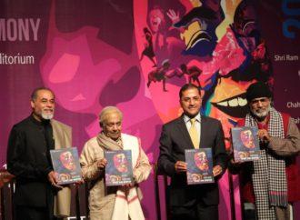 20th Bharat Rang Mahotsav Ended Yesterday with a Vibrant Ceremony